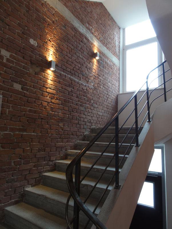 Farbgestaltung treppenhaus mehrfamilienhaus  engelmann: Treppenhaus / Renovierung