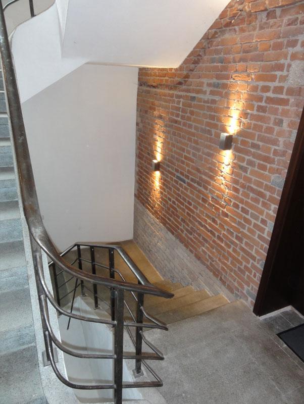 Wandgestaltung Treppenhaus Einfamilienhaus ~ Dekoration Und Interior Design  Als Inspiration Für Sie